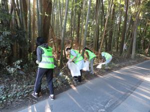 『ゴミ清掃』の画像