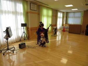 『三羽課トリオ②』の画像