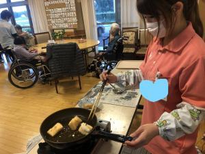 『揚げ餅』の画像