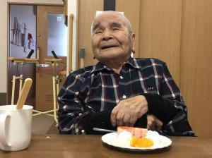 『103歳(1)』の画像